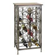 metal wine rack ebay