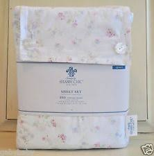queen simply shabby chic floral sheet sets ebay