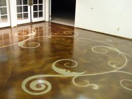 Finished Basement Cost Per Square Foot by Stained Concrete Price Concrete Staining Cost And Price Ranges