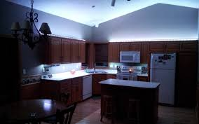 under kitchen cabinet led lighting b q led kitchen cabinet lights memsaheb net