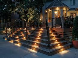 types of landscape lighting 25 benefits pf stair lights outdoor warisan lighting
