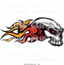 royalty free marketing stock skull designs
