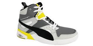puma shoes sale online puma modern court hi wtr brown white men