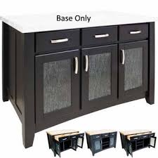 Distressed Black Kitchen Island Jeffrey Alexander Kitchen Islands U0026 Storage Islands Made With
