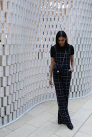 new years jumpsuit the plaid jumpsuit vita moda