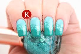 turquoise and aqua wavy stripes kerruticles