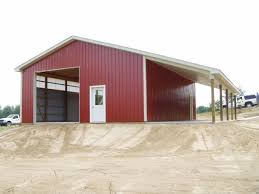 How To Build A Pole Barn Shed by Best 25 Metal Shop Ideas On Pinterest Stone For Walls Diy