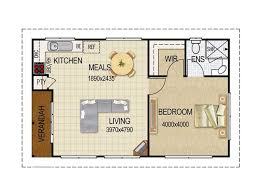 Flats Floor Plans Best 25 Granny Flat Plans Ideas On Pinterest Granny Flat Small