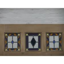 victorian glass door panels sd038 victorian edwardian original stained glass 6 panel