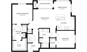 2d floor plans 7 black and white floor plans 3dplans com