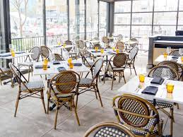 Dallas Restaurants With Patios by 10 New H Town Restaurants With Spectacular Patios For Outdoor