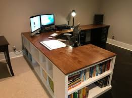 Computer Desk Ideas For Small Spaces Best 25 Wood Computer Desk Ideas On Pinterest Rustic For