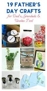 19 father u0027s day crafts to make for dads granddads u0026 other special