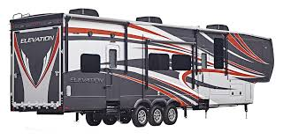 Crossroads Rv Floor Plans by Elevation Toy Hauler Fifth Wheels United Rv Fort Worth