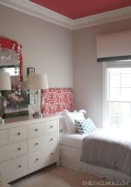 the girls u0027 bedroom a window treatment u0026 a bedding update