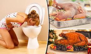should i wash my turkey food posioning warning issued