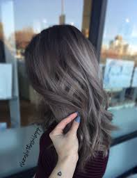 coloring gray hair with highlights hair highlights for greige hair rooty ash blonde rooty grey hair elizabethashleyy