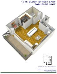 Bachelor Apartment Floor Plan by Bristol Arms Apartments Dixie And Bloor Mississauga