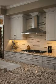 crisp muslin kitchen traditional with stainless steel appliances