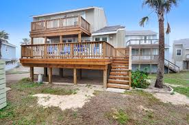 Beach House Rentals In Port Aransas Tx remodeled ocean view beach house ra91492 redawning