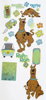 scooby doo prints wall stickers decals click view larger