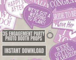 Photobooth Ideas 35 Wedding Photo Booth Props Gold Photo Props Pink Blue