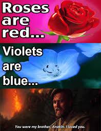 Star Wars Valentine Meme - for valentines day n stuff star wars know your meme