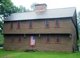 colonial home colonial american house styles guide 1600 to 1800