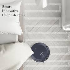 amazon com robotic vacuum cleaner pet hair cleaning robot wet dry