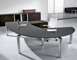 Offices Desk Interior Office Computer Desks Modern For Offices Interior White