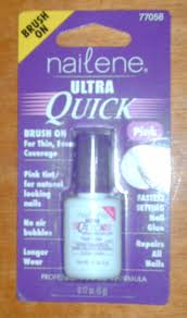 nailene ultra quick nail glue clear 3g durable modeling www