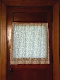 Curtain Door J R Burrows Company Lace Curtains