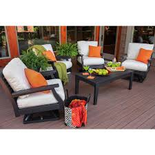 Walmart Outdoor Furniture Furniture Using Fascinating Sunbrella Deep Seat Cushions For
