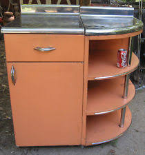 Art Deco Antique Cabinets  Cupboards  EBay - Art deco kitchen cabinets