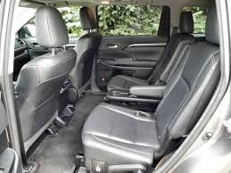 inside toyota highlander 2015 toyota highlander is family oriented excellence
