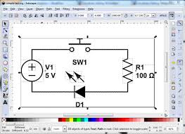 animate your circuit schematics with free software u2013 my contraption