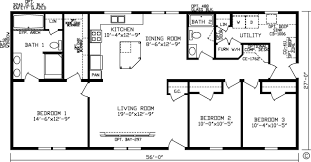 home newport 92574k kingsley modular floor plan fairmont homes