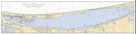 Sound Map Bogue Sound Nautical Chart νοαα Charts Maps