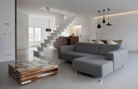 Modern Apartment Renovation In Bright Design  Apartment Singel - Modern apartment design