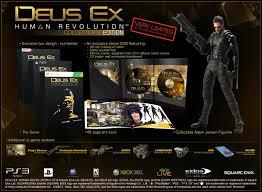 deus ex human revolution collectors edition ps3 zavvi com