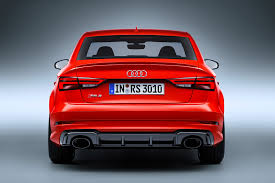 audi rs 3 13 things you didn t about the 2018 audi rs3 automobile