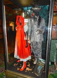 Johnny Depp Costumes Halloween Red Riding Hood Johnny Depp U0027s Wolf Woods Movie