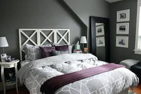 chambre gris et deco peinture gris et blanc deco chambre grise chambre noir et