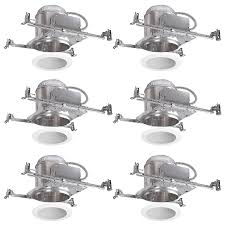 halo 6 inch recessed lighting halo new construction airtight ic recessed light housing common 6