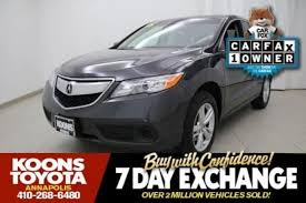 Used Acura Sports Car For Sale Used Acura For Sale Special Offers Edmunds
