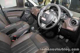 nissan terrano 2017 nissan terrano facelift interior launched indian autos blog