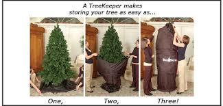 imposing decoration artificial tree storage bag heavy