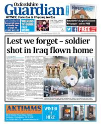 19 january 2017 guardian witney by taylor newspapers issuu