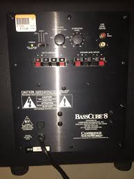 home theater subwoofer amplifier help setting up two speakers with subwoofer to pc avs forum