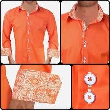 dress shirt mens st patricks day designer dress shirt